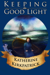 Victoria Yeh's cover art for Keeping the Good Light, available on Kindle in 2014
