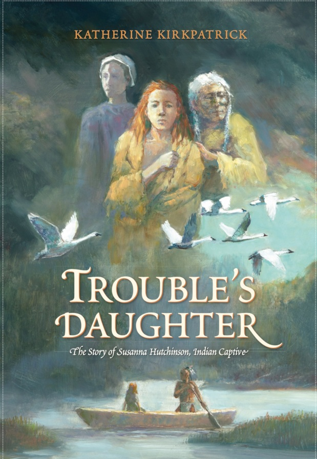 A New Cover for Trouble's Daughter